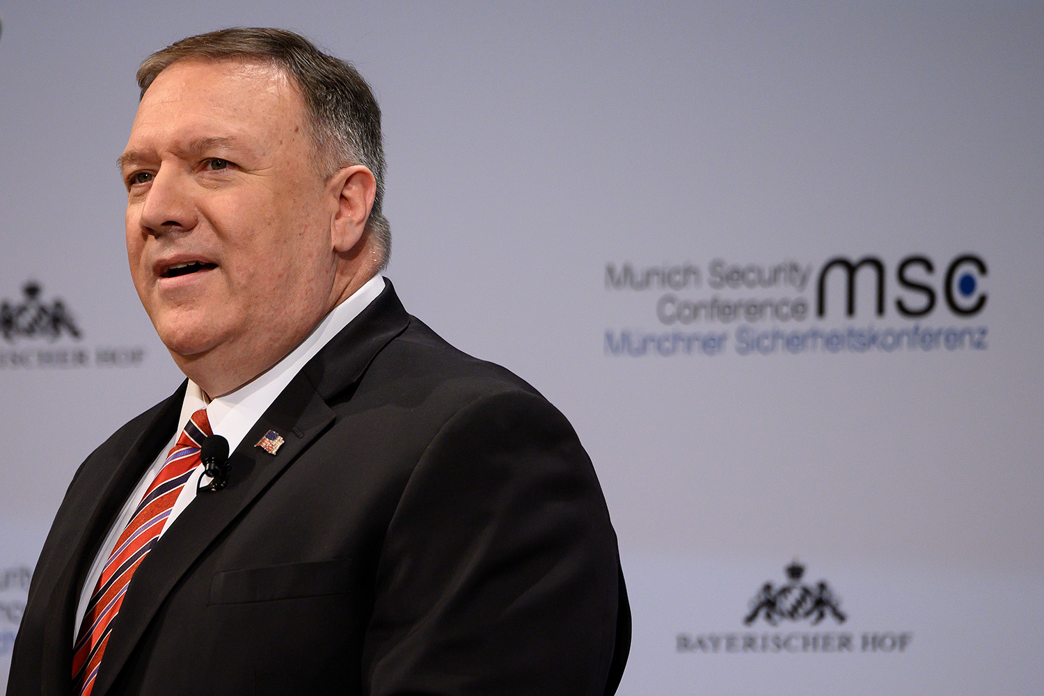 Secretary Mike Pompeo
